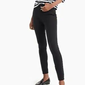 Tall any day pant in eco ponte - Black